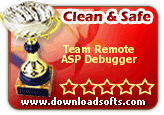 Team Remote ASP Debugger award